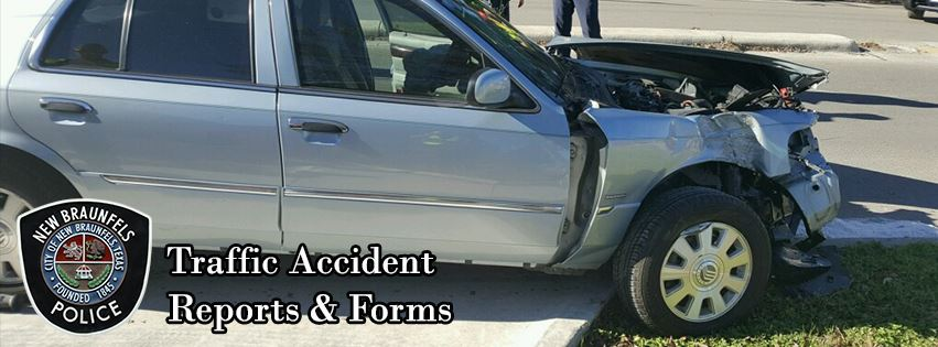 Traffic Accident Reports banner 1