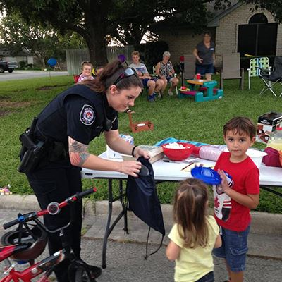 National Night Out - Satisfaction Survey