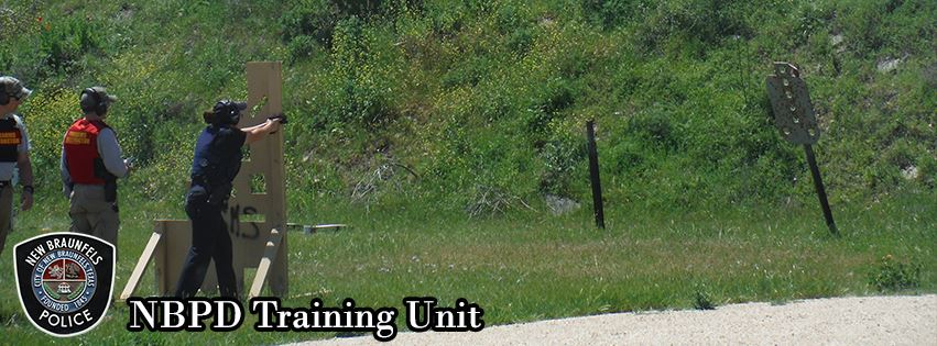 Train with NBPD | New Braunfels, TX - Official Website