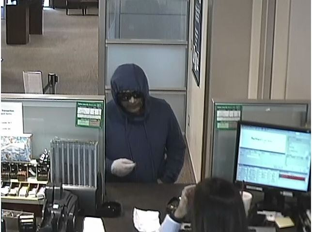 02-09-18 Bank Robbery Suspect 2