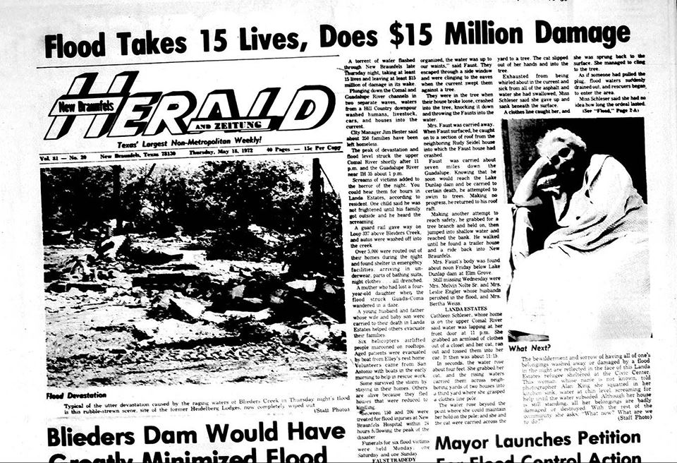 1972 Guadalupe Flood 2 - floodsafety - small