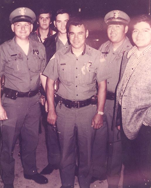1973 officers - small