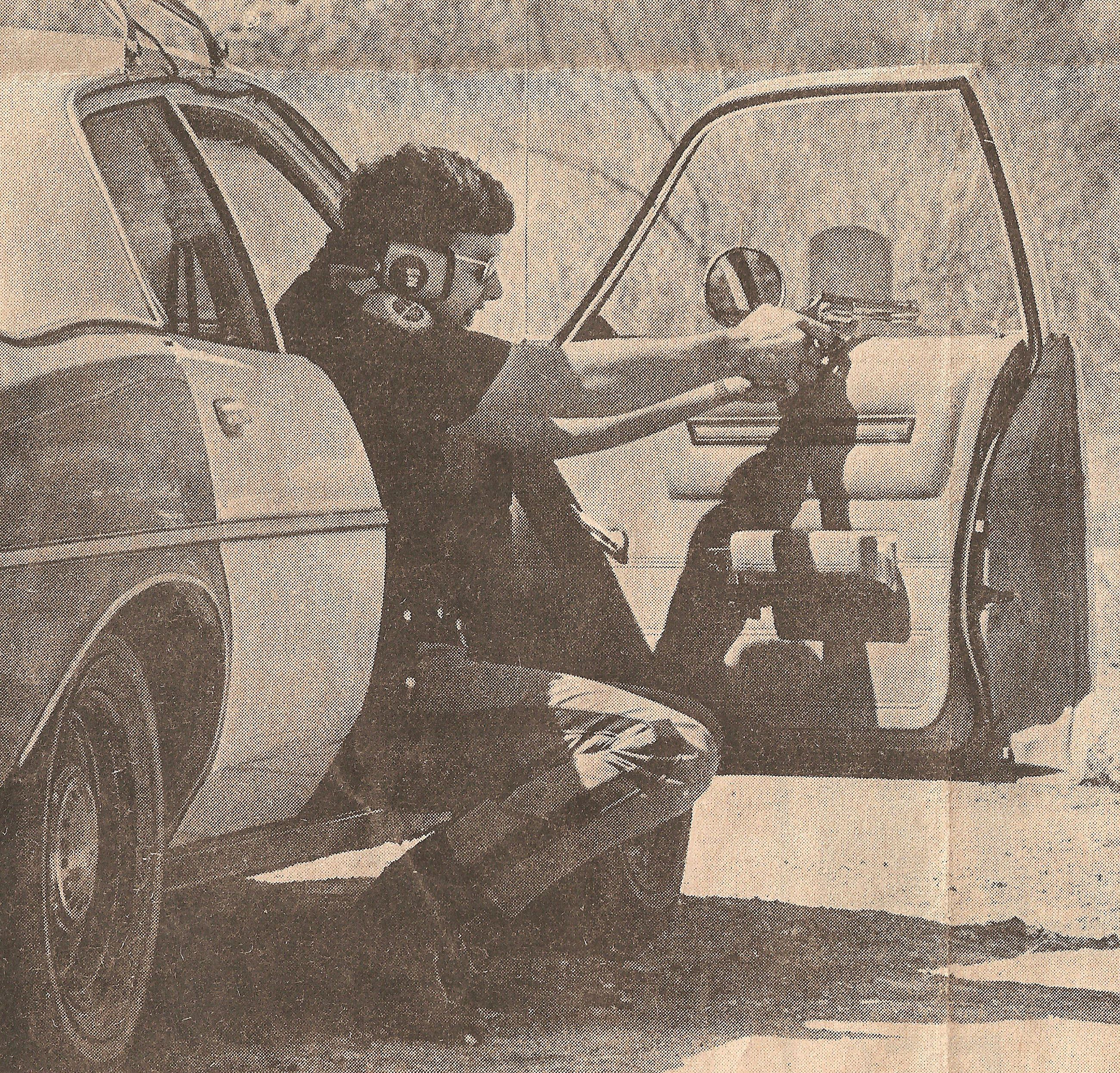 Firearm Training 1979 - 1