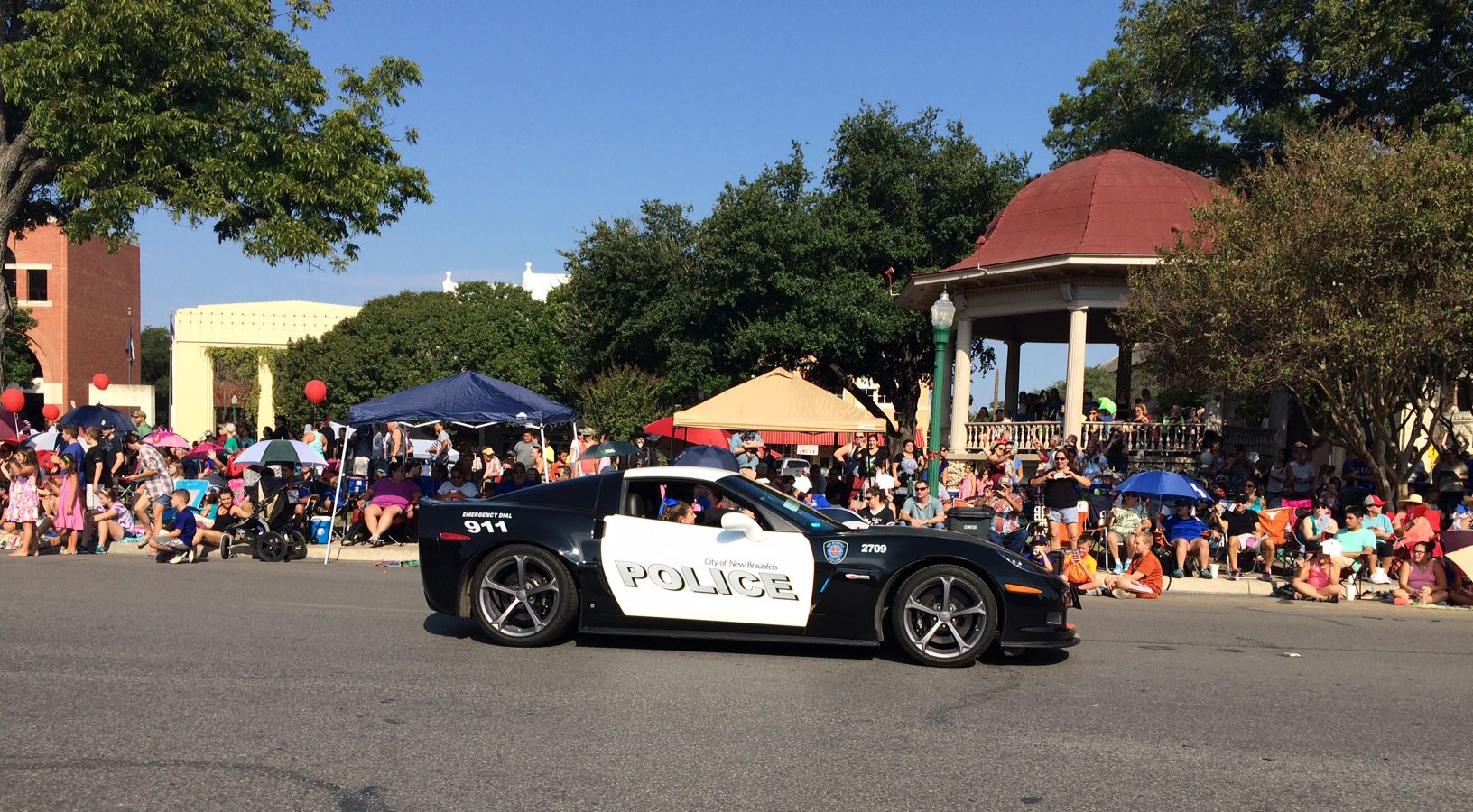 Fast Facts About the NBPD Corvette | New Braunfels, TX