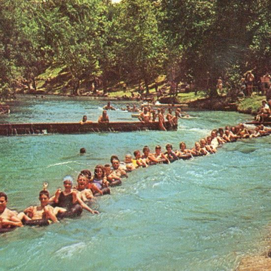 Comal River Recreation Information New Braunfels Tx