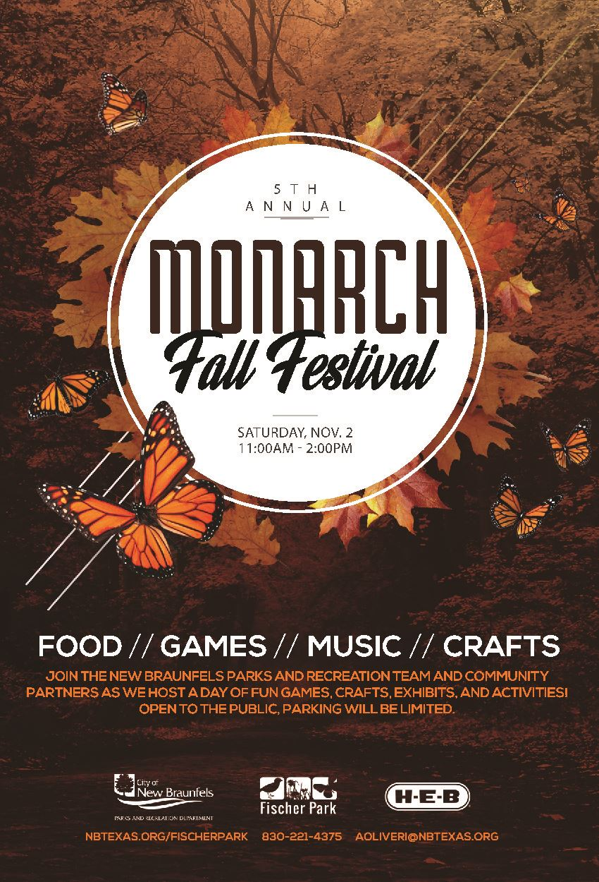 monarch fall fest