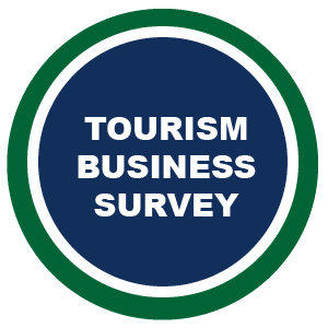 Tourism Business Survey Button