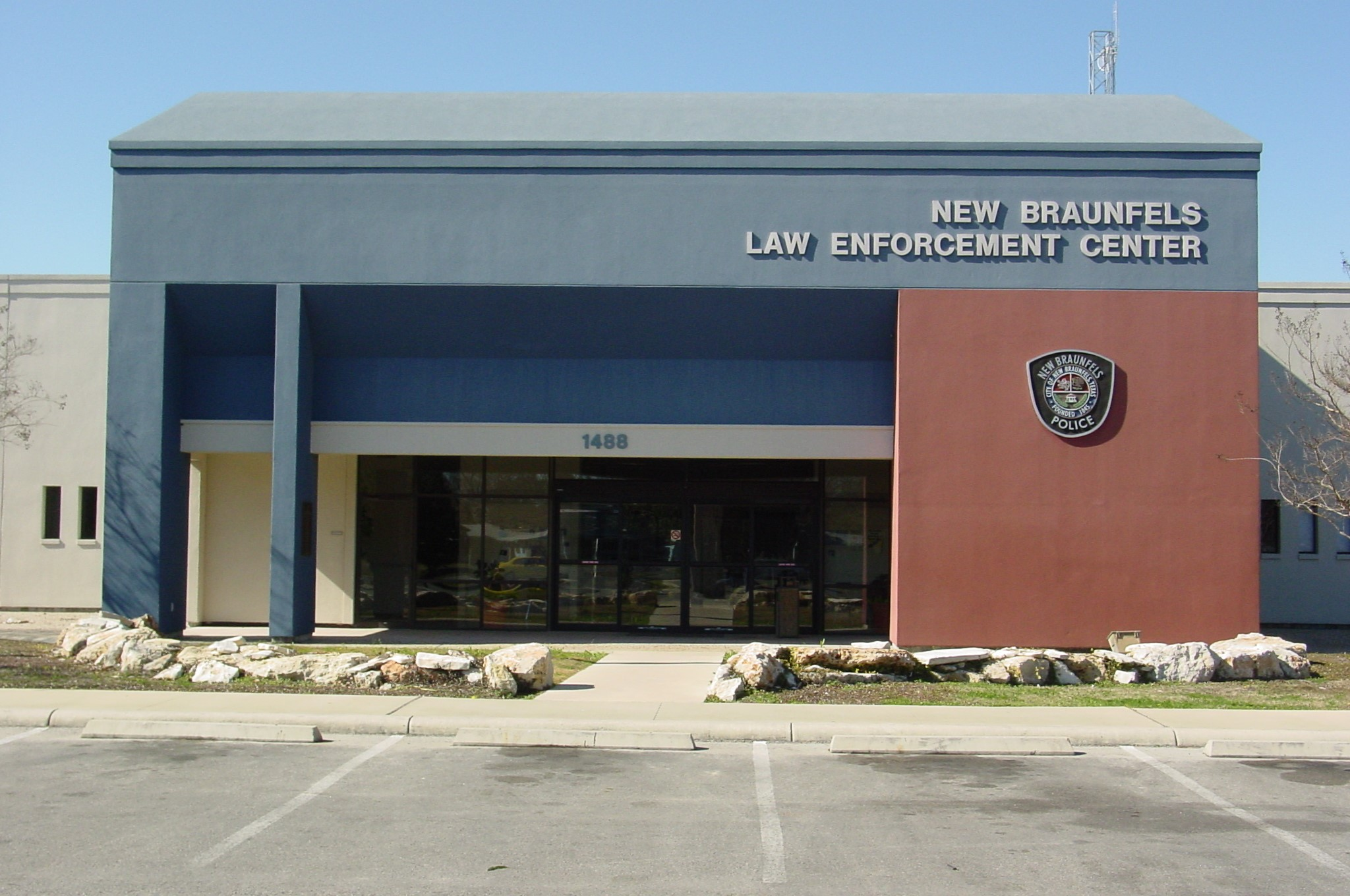 NBPD Headquarters