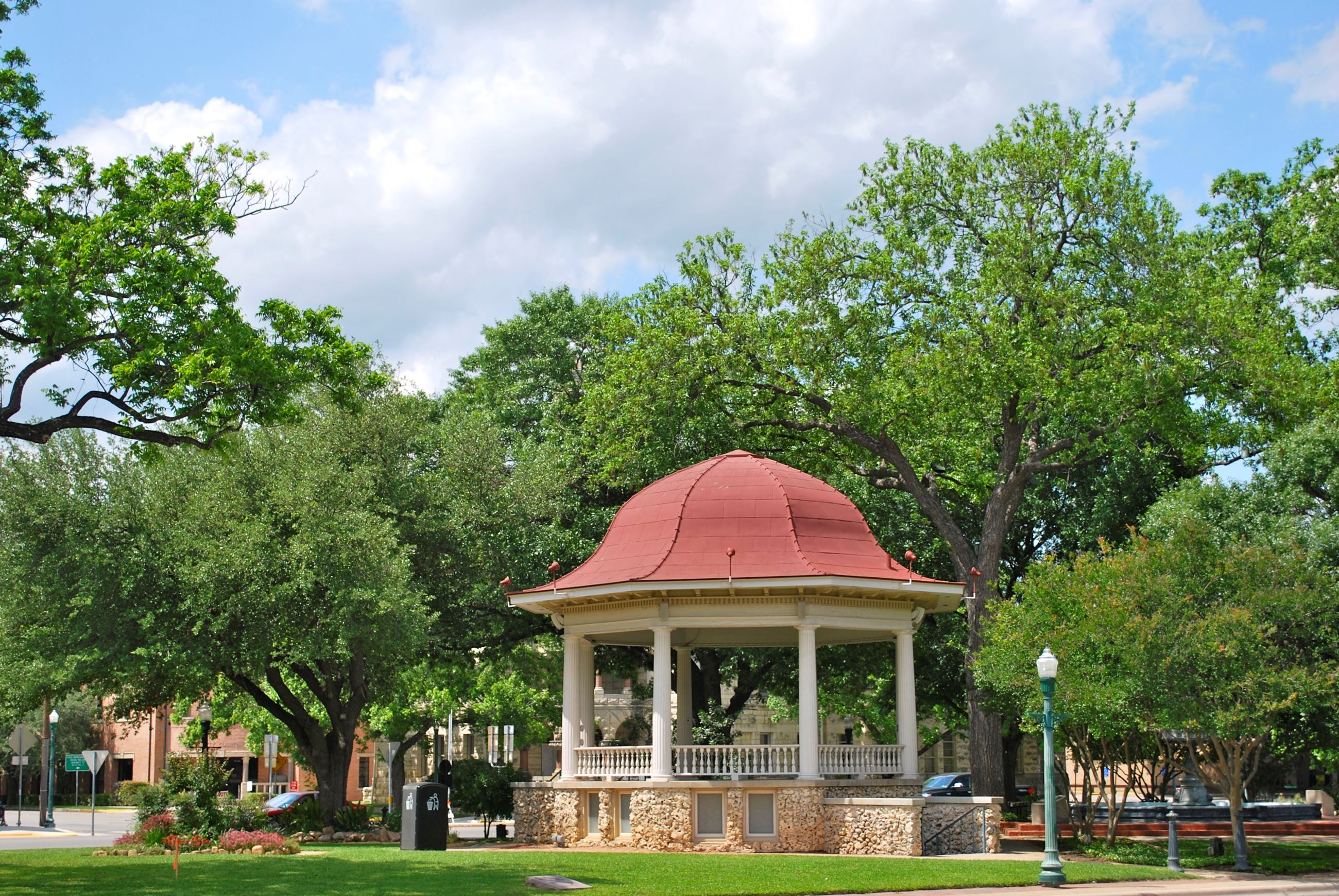 Downtown Bandstand