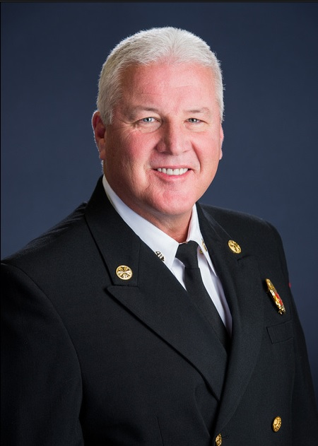 Fire Chief Kenneth Jacks